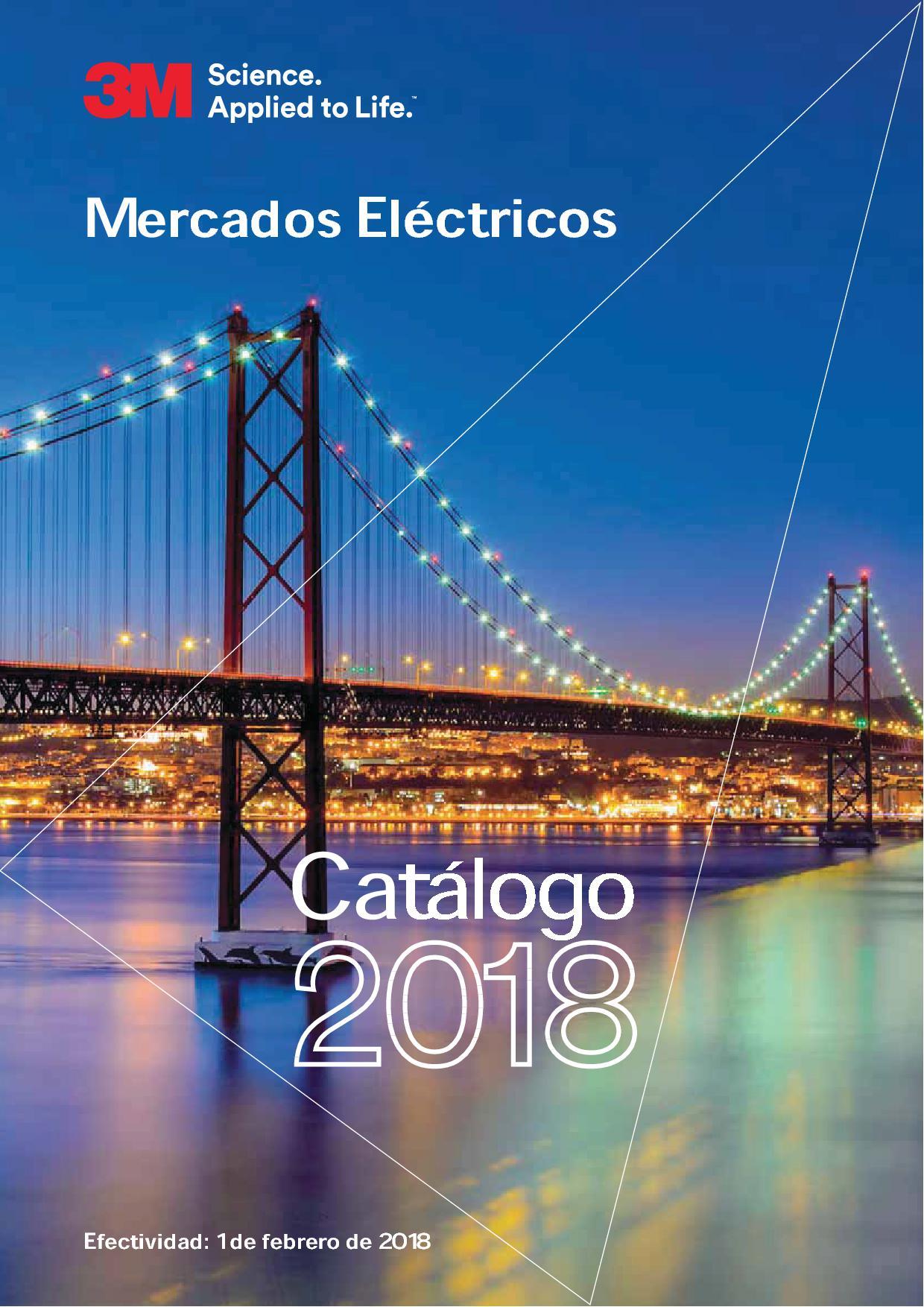 3M - Catálogo de mercados eléctricos