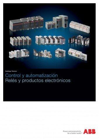 ABB - Catálogo de control y automatización