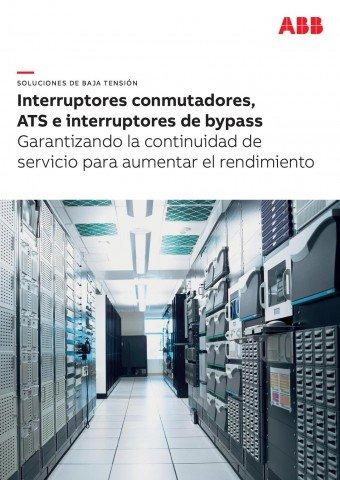 ABB - Catálogo interruptores conmutadores ATS