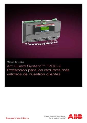 ABB- Catálogo monitor arco TVOC 2
