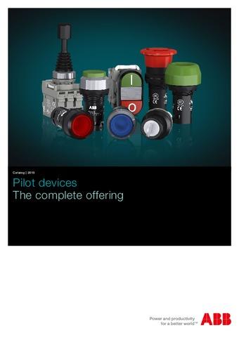 ABB - Catálogo pulsadores y señalización EN