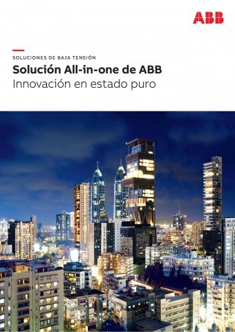 ABB - Catálogo solucion all in one