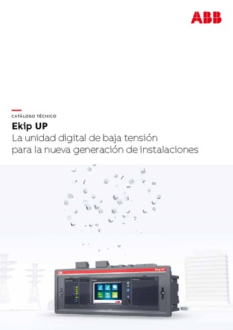 ABB - Catálogo tecnico EKIP UP