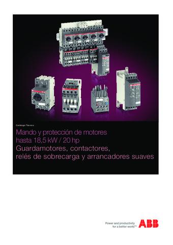 ABB - Catálogo técnico