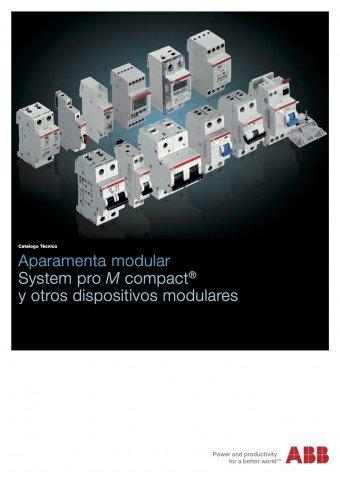 ABB - Aparamenta modular system pro m compact y otros dispositivos modulares