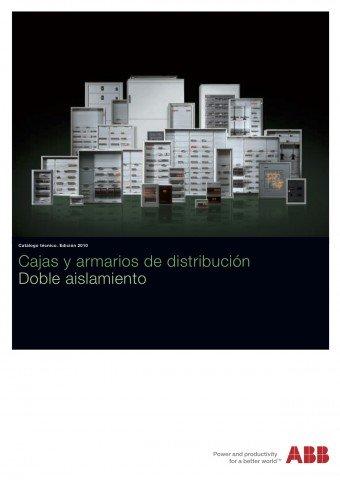 ABB - Cajas y armarios de distribución