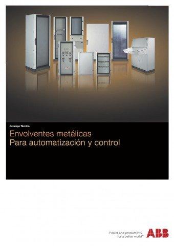 ABB - Envolventes metálicas para automatización y control