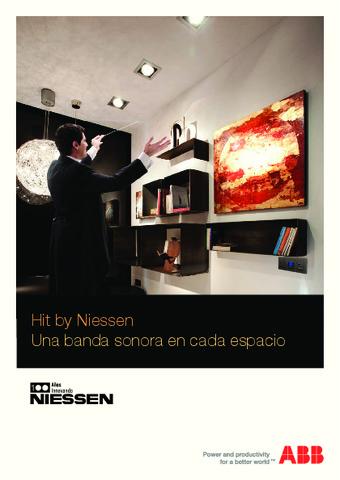 ABB - Hit by Niessen sistema de sonido