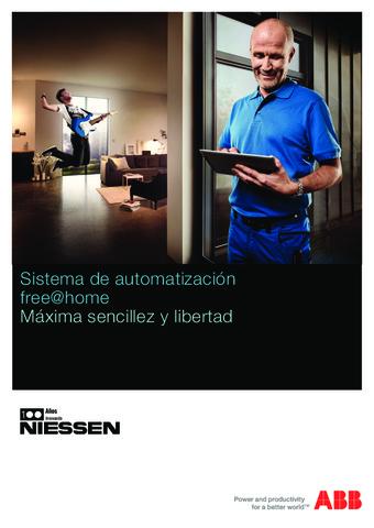 ABB - Sistema de automatización free at home