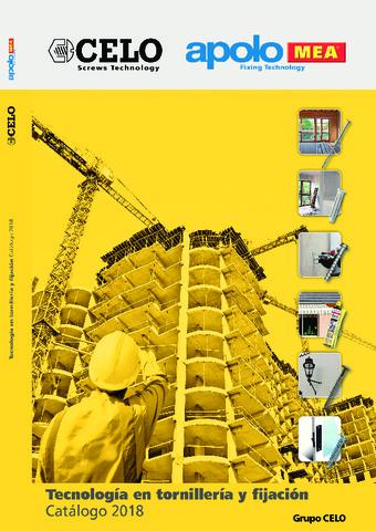 Celo Apolo – Catálogo Tecnología en tornillería y fijación