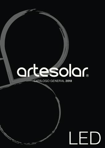 Arte Solar - Catálogo General