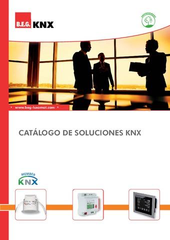 B.E.G. - Catálogo de Soluciones KNX