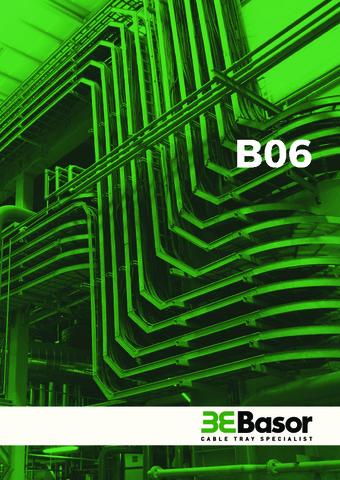 Basor Electric - Catálogo de productos B06