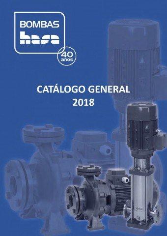 Bombas Hasa - Catálogo general 2018