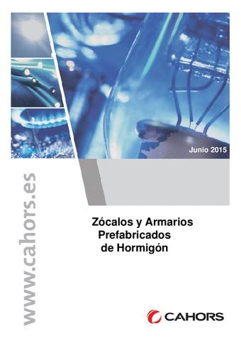 Cahors - Armarios prefabricados GRC
