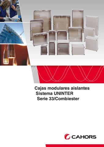 Cahors - Cajas Modulares COMBIESTER