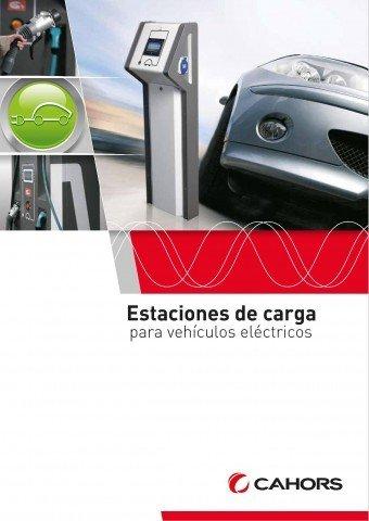 Cahors - Estaciones carga vehiculos elec.