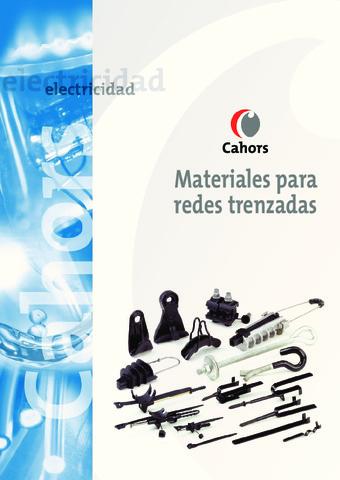 Cahors - Materiales para Redes Trenzadas