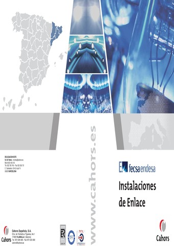 Cahors - Productos FECSA-ENDESA