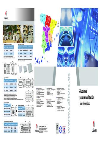 Cahors - Rehabilitación viviendas