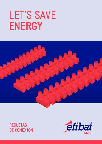 EFIBAT GRIP  - Catálogo regletas