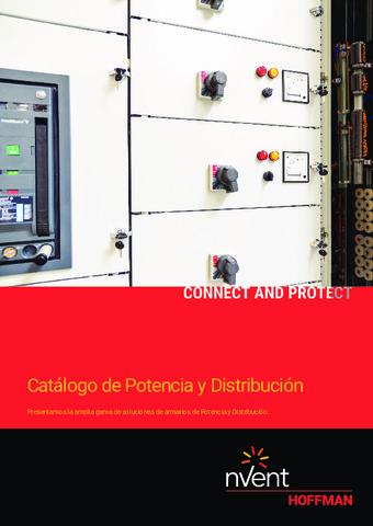 ELDON - Catálogo de potencia y distribución