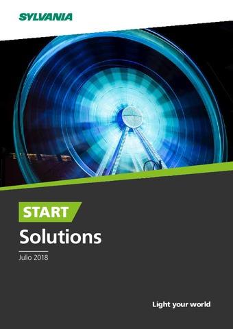 Sylvania – Catálogo Start Solutions