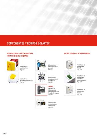Gave - Componentes y equipos Solartec