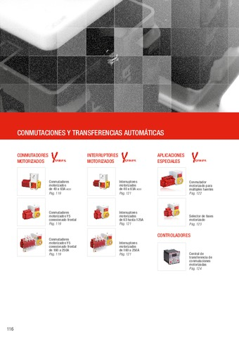 Gave - Commutaciones y transferencias automáticas