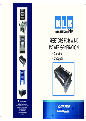 KLK - Wind Power Generation