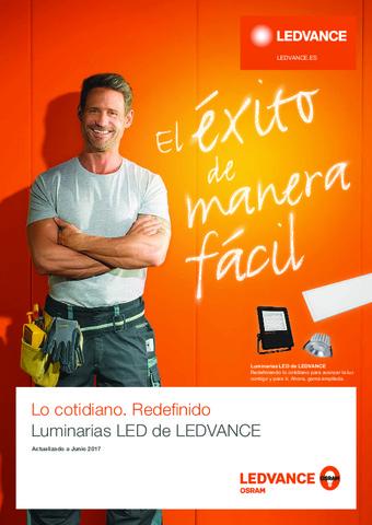 Ledvance - Catálogo luminarias LED