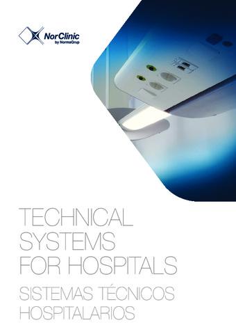NormaGrup – Catálogo – Tarifa NorClinic – Sistemas técnicos hospitalarios