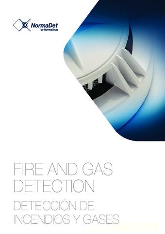 NormaGrup – Catálogo – Tarifa NormaDet – Detección de incendios y gases