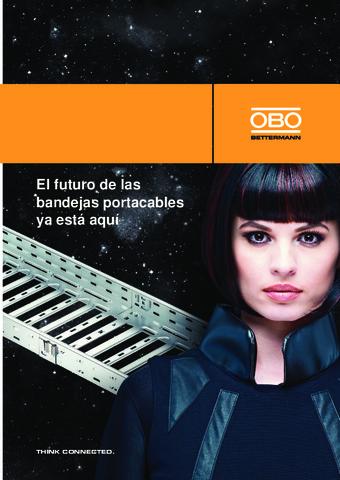 Obo Bettermann - Sistema de Bandejas portacables