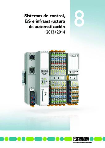 Phoenix Contac - Tecnología de control, sistemas de E/S e infraestructura de automatización