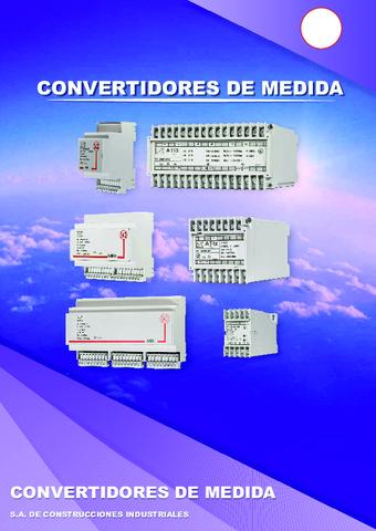 Saci - Convertidores