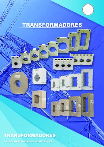 Saci - Transformadores