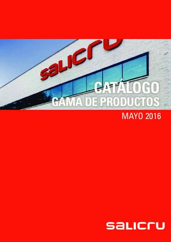 Salicru - Catálogo Gama de Productos