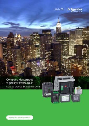 Schneider - Interruptores automaticos y en carga