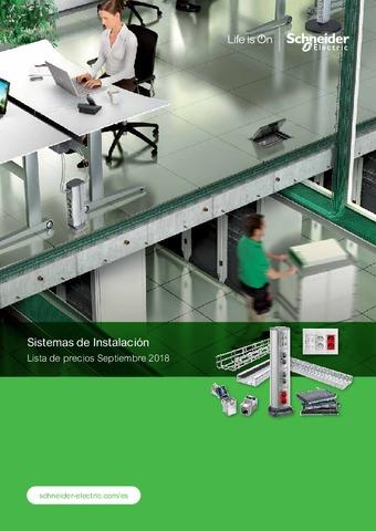Schneider - Sistemas de instalación