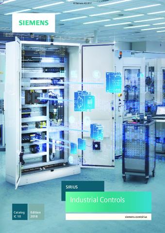 Siemens - CONTROL INDUSTRIAL EN BAJA TENSIÓN - SIRIUS (inglés)