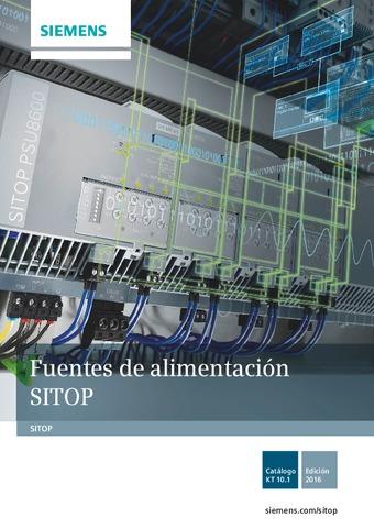Siemens - Fuentes alimentación SITOP