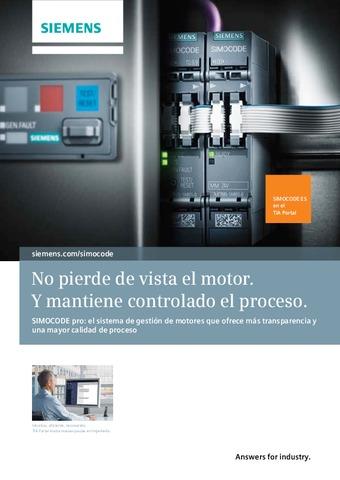 Siemens - Simocode Gestion de motores