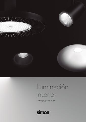 Simon - Catálogo Iluminación Interior 2018