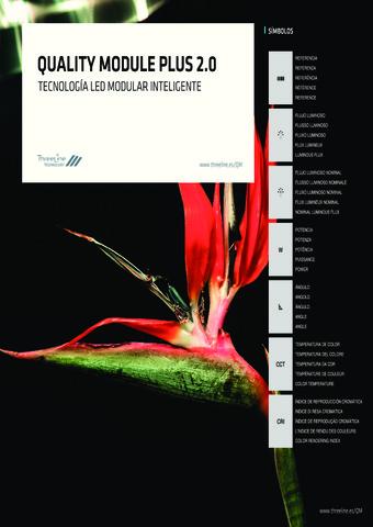Threeline - Quality Module 2.0 - Tecnologia Led modular inteligente