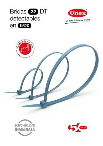 Unex - Bridas 22 DT en U62X