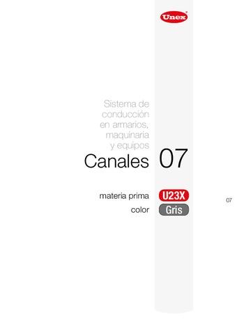 Unex - Canal 07 u23x