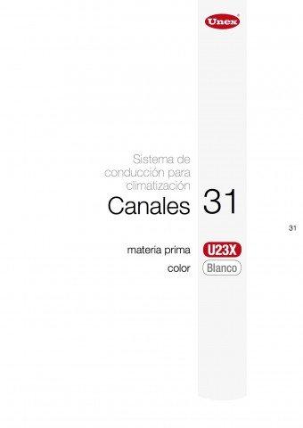 Canal 31 u23x blanco
