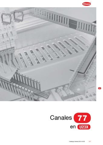 Unex - Canal 77 en U23X