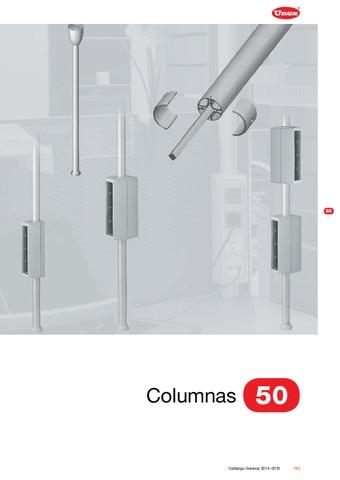 Unex - Columna 50 en U24X